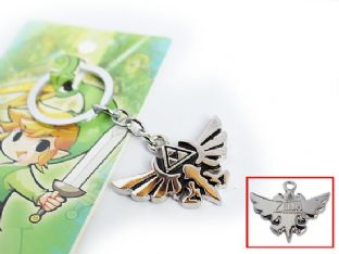 Legend Of Zelda 'Tri-Force' Keyring